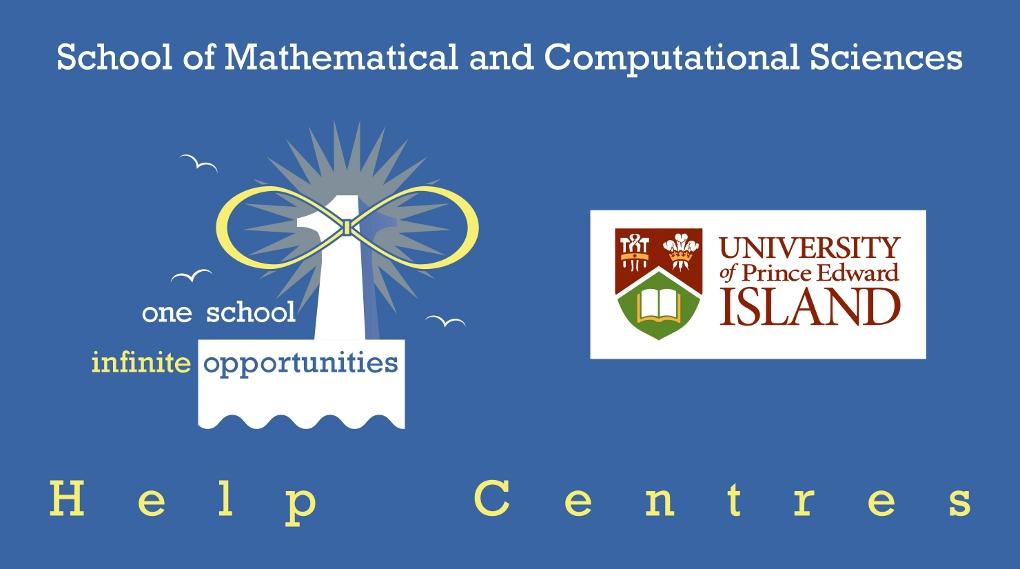 UPEI Math Help Centre